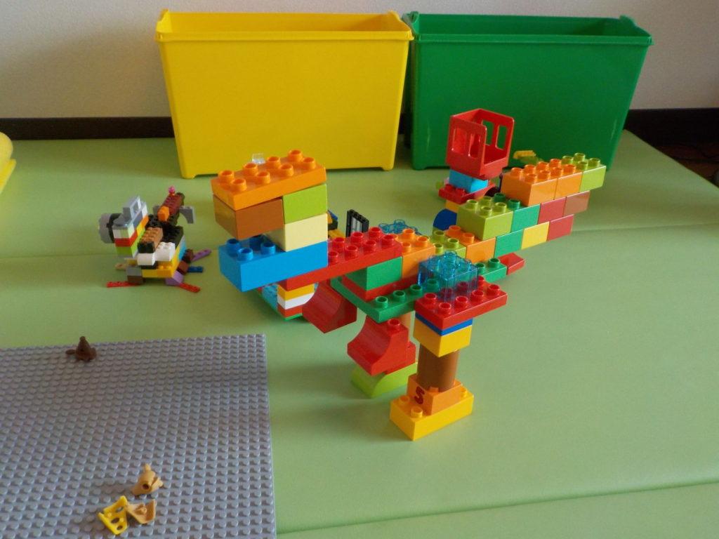 レゴで作ったT-Rex